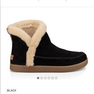 Sanuk nice boot Corduroy